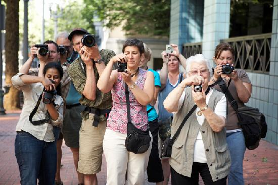 Portland Photo Tour: Portland Photography Class