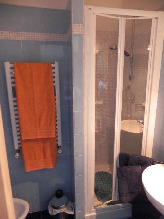 B&B A Casa di Nannali: Rome - A Casa di Nannali - Bathroom