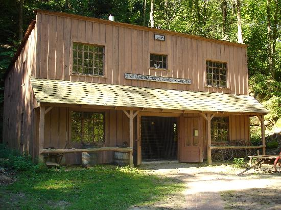 Heritage Canyon: Blacksmith Shop