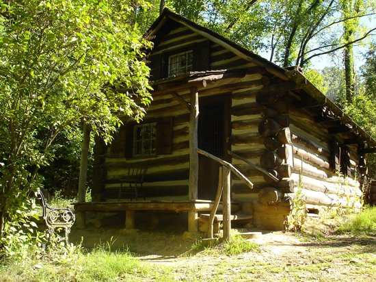 Fulton, IL: Log Cabin Settlement