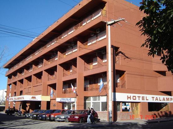 Hotel talampaya la rioja argentina opiniones y for Hotel diseno la rioja