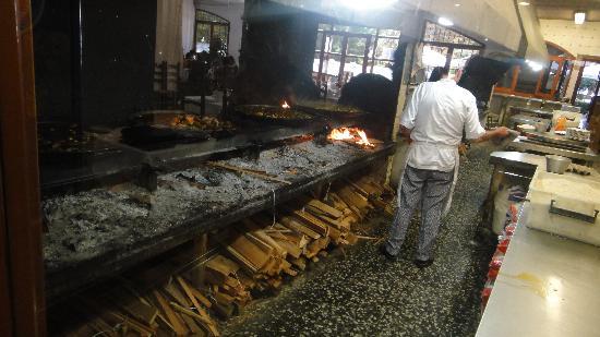 Casa Clemencia: View of kitchen