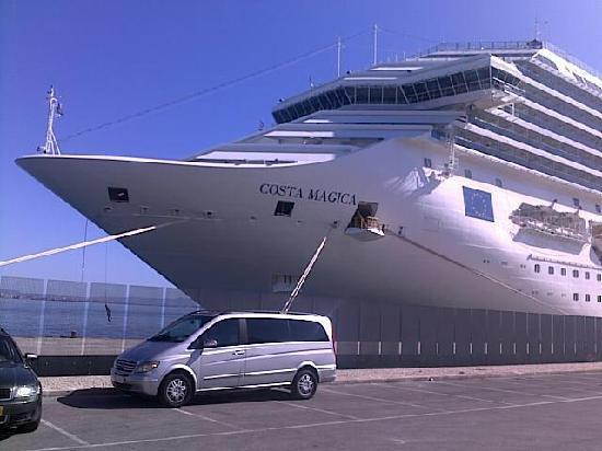 Lisboa costa magica foto di portugal premium tours for Costa magica immagini