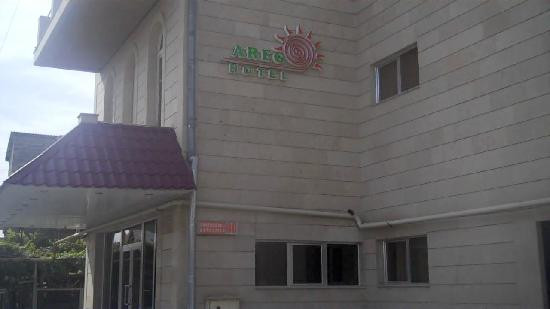 Areg Hotel Yerevan,Armenia.