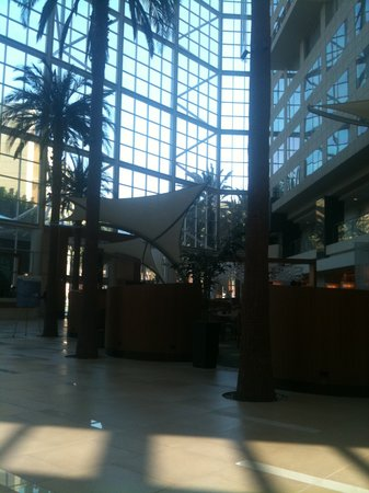Hyatt Regency Orange County: The Lobby