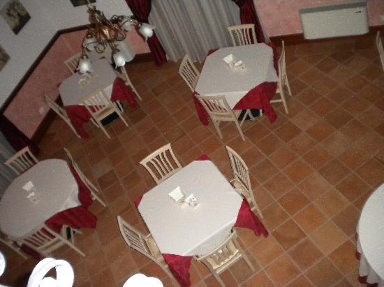 Agriturismo San Salvar: sala colazione