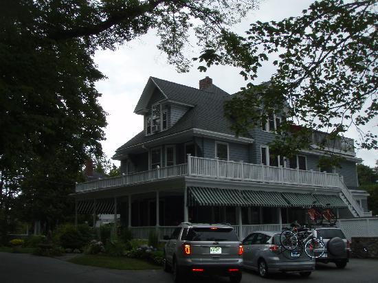 Lindenwood Inn: Picture of House