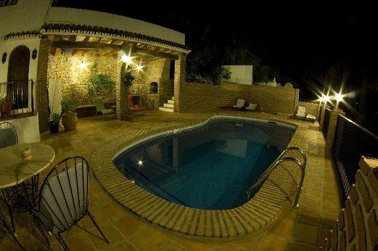 Casa Caleta: piscina