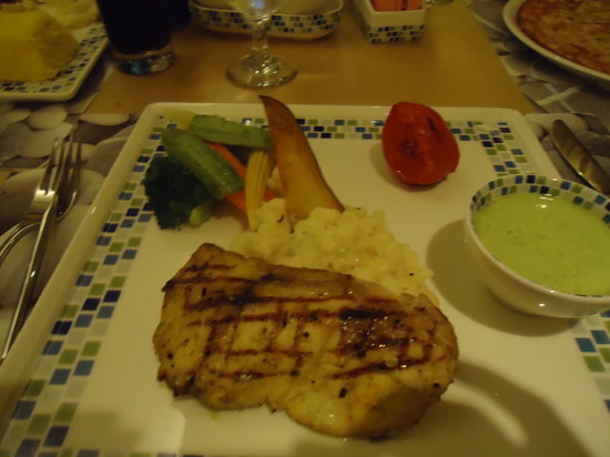 The Village: Hammour fish