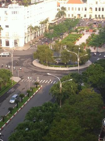 Oscar Saigon Hotel: View from Starlight Rest