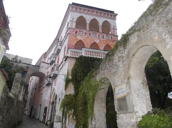 Belmond Hotel Caruso: Beautiful architecture