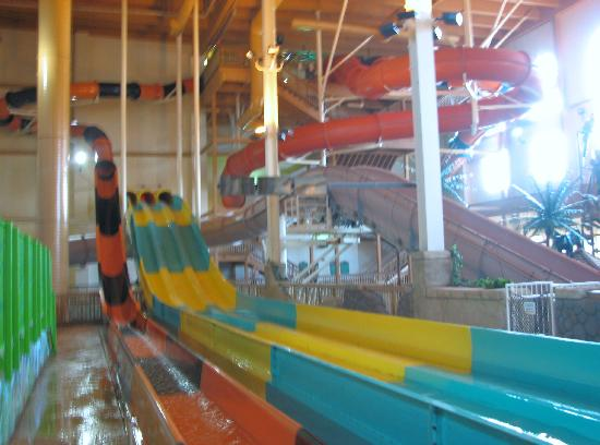 Chula Vista Resort Wisconsin Dells 2019 Room Prices: Just A Small Glimpse Of The Waterpark