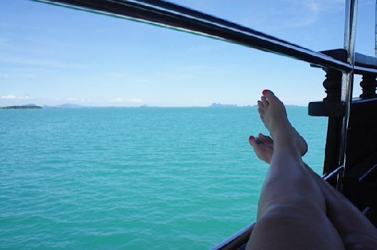 พิมาลัย รีสอร์ท แอนด์ สปา: Trip to 4 islands