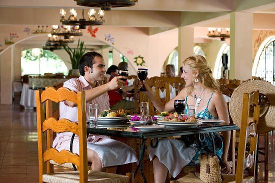 Hotel Chichen Itza: Restaurant