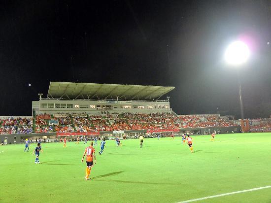NACK5 Stadium Omiya: Omiya vs Yamagata