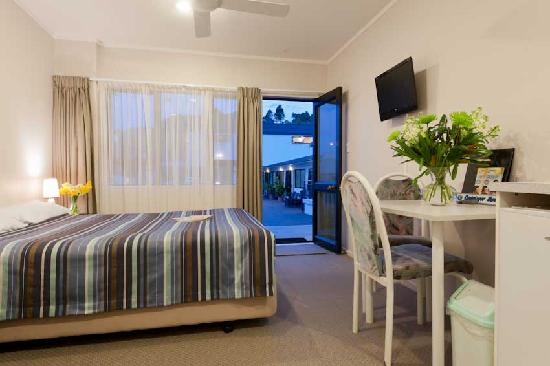 Outrigger Motel: quiet friendly rooms
