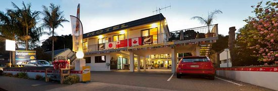 Outrigger Motel - central in Paihia