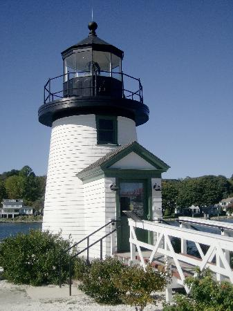 Mystic Seaport Museum: Mystic Light At The Seaport!