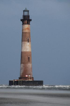 Island Hopper Boat Charters: lighthouse