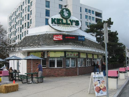 Kelly's Roast Beef: Reminds me of a place in the 50's