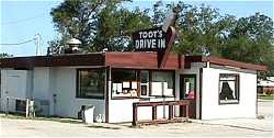 Toot's Drive-In: Toot's Hamburgers