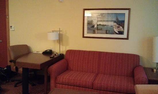 Residence Inn Newport Middletown: Desk