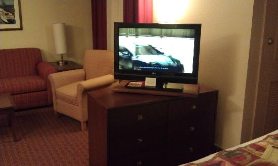 Residence Inn Newport Middletown: TV