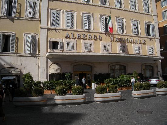 Hotel Nazionale Roma Tripadvisor