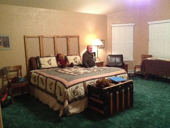 Castle Creek B&B: Colorado Room