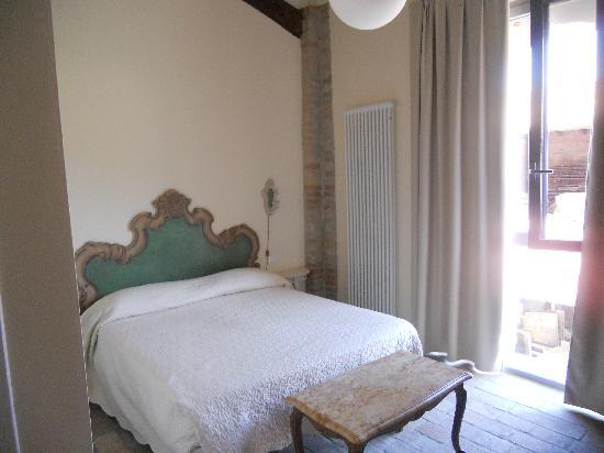 Podere Palazzo Illica : Our room