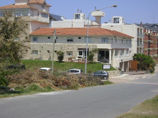Hotel Mojomar : El hotel desde más lejos