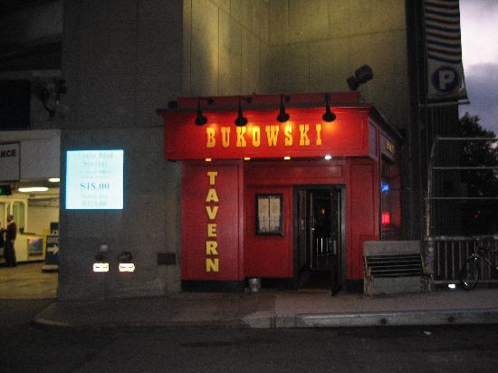 Bukowskis Tavern: Bukowski's