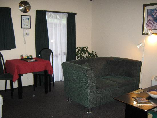 Grange Motor Lodge : Studio unit