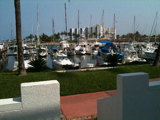 El Cid Marina Beach Hotel: View from my room
