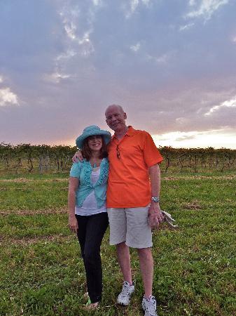 Debonné Vineyards: The grounds are beautiful