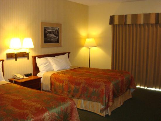 Best Western Stagecoach Inn: Room with 2  Double beds