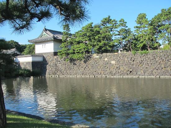 พระราชวังโตเกียว: On the way to the Entrace