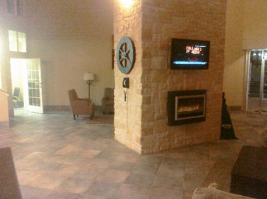 Flagship Inn : Lobby pic 1
