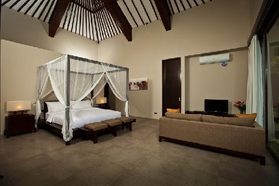 Villa Alice: bedroom