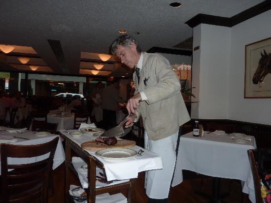 Ben Benson's Steak House: Fabulous!