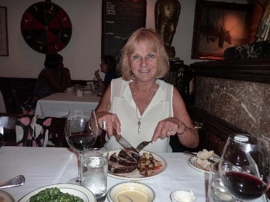 Ben Benson's Steak House: So much steak!!