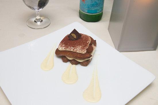 Dolce Vita at Mandarin Oriental, Singapore: Dessert