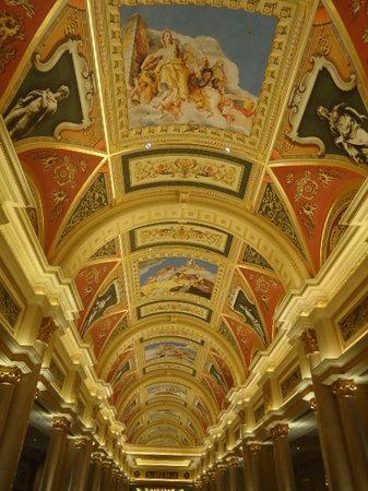 Casino at Venetian Macao : Venetian