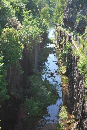 Trollhätte Kanal : älteste Schleuse