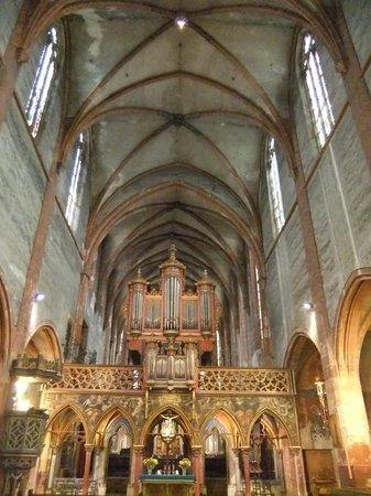 Eglise protestante Saint Pierre le Jeune