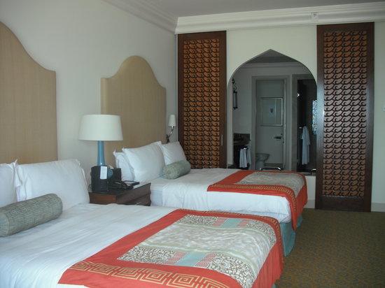 Atlantis, The Palm: The Room