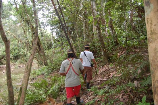 Huaorani Ecolodge: Nuestros guías