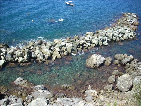 Parco Naturale Regionale di Portofino: Sassi Grandi prima della punta