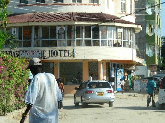 Hotel Kendas Mtwapa