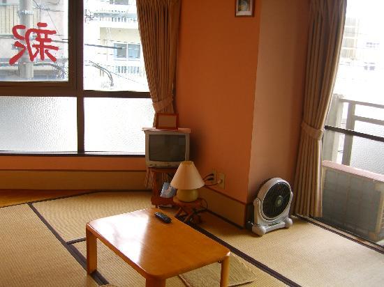 Minshuku Hakuseiso: 部屋